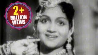 Anarkali songs - Rajasekhara Neepai Moju Thiraledura - Akkineni Nageshwar Rao, Anjali Devi