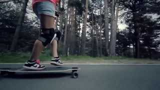 Longboard girls crew ' Dub Fx - MADE '