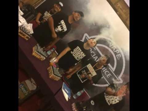 Blowing Social Juice Crew #2 in Java Vape Culture 2016