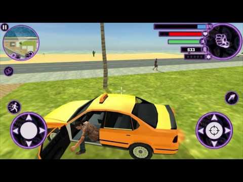 Miami Crime Simulator 2 Android Gameplay HD