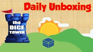 Daily Game Unboxing - February 21, 2018
