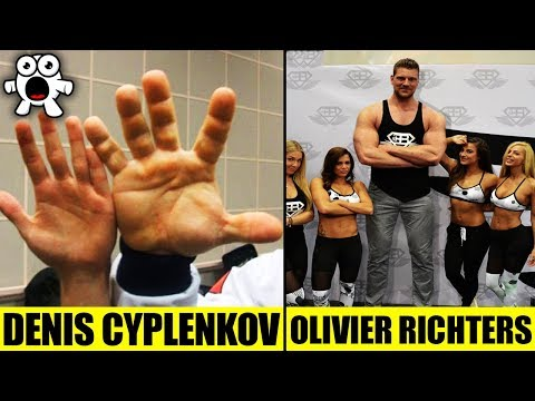 Top 10 Real Life Giants You Won't Believe Actually Exist
