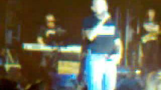 Daniel Landa VOZOVÁ HRADBA TOUR 2011(Ostrava) Proslov + BOHEMIA.3gp
