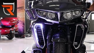 2018 Yamaha Star Venture First Look Preview Video   Riders Domain