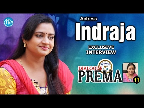 Actress Indraja Exclusive Interview    Dialogue With Prema    Celebration Of Life #11
