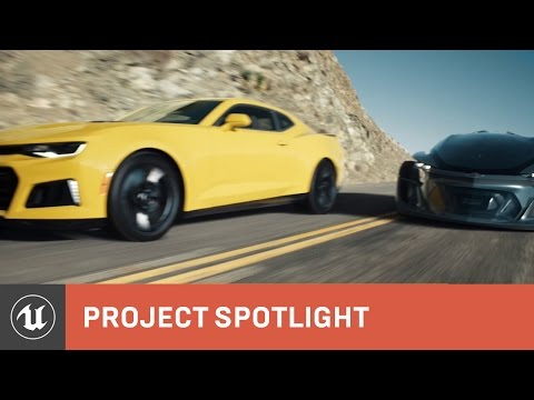 The Human Race Behind The Scenes Project Spotlight Unreal Engine