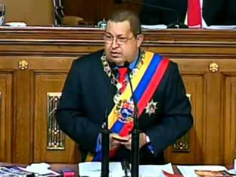 María Corina Machado dice ladrón al presidente Chávez