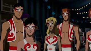 Young Justice - Circus