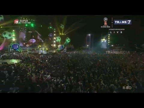 Konser Piala Dunia Siti Badriah - Lagi Syantik