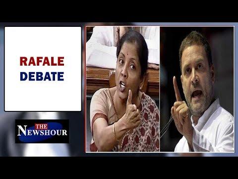 Xxx Mp4 Explosive Showdown In Parliament Nirmala Rahul War Of Words The Newshour Debate 4th Jan 3gp Sex