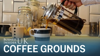 Five reasons why you should never throw your coffee grounds away