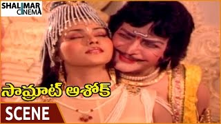Samrat Ashok Movie || NTR Falls In Love With Vani Viswanath || NTR, Vani Viswanath || Shalimarcinema