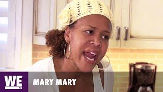 Mary Mary | I'm Not Jesus, I'm Angry! | WE tv