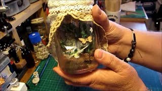 Fairy In A Jar August 2013  UK Irelandcraftswaps