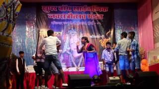 Narali Bav Dance performed on Super Boys  stage at Cuf-pared