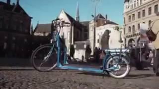 روووووووووعة الابداع في تصنيع الدراجات الهوائية