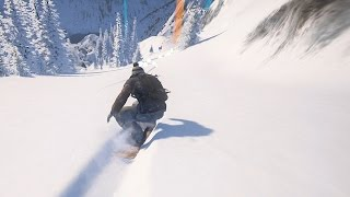 Steep: Flawless Gold Medal Snowboarding (1080p 60fps)