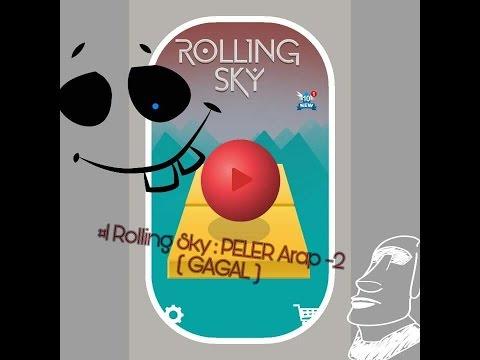 PELER Bang ARAP ( Reza Oktovian ) - #1 ROLLING SKY