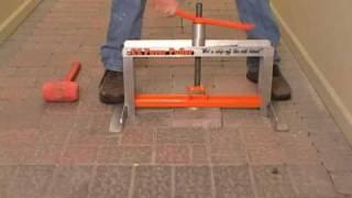 brick pavers paver tools ez paver puller