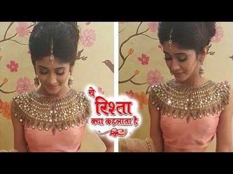 Yeh Rishta Kya Kehlata Hai - 23rd March 2017 - Upcoming Twist - Star Plus Serial News 2017