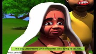 Ramans Clever Son | Moral Stories of Tenali Raman For Kids | 3D Tenali Raman Stories in English