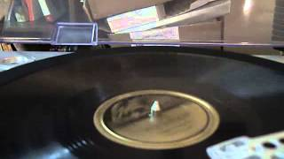 "Harry Choates ""Mari Jole Blon"" 78 rpm"