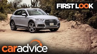 2017 Audi Q5 First Look Review | CarAdvice