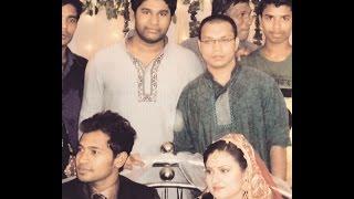 Bangladeshi Cricketer Mushfiqur Rahim Marriage ceremony with Jannatul Kefayat _Wedding Party Video