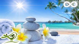 Peaceful Music & Water Sounds - Spa Music, Zen Music, Calm Harp Music
