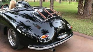 SOLD 1956 Porsche 356 Speedster powered by a Subaru turbo charged engine - www.AutohausNaples.com