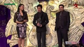 Shahrukh Khan - Star GIMA 2012