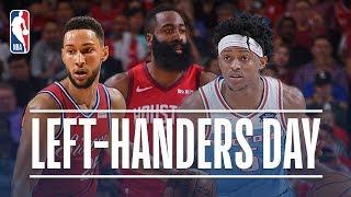 Happy National Left-Handers Day!