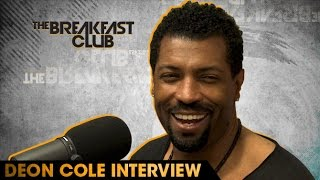 Deon Cole Interview at The Breakfast Club Power 105.1 (05/13/2016)