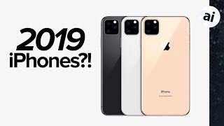 2019 iPhone Rumors - Upgraded Face ID & USB-C?