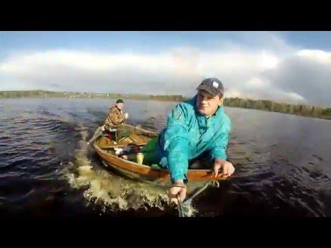 видео рыбалка на незацепляйки