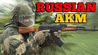 RUSSIAN LOVE Airsoft AK LCT AKM Review [deutsch/4k]