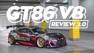 Test Drive GT86 V8 LSX!