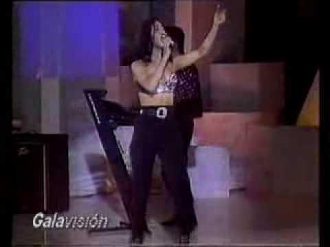 SELENA Como la flor SIEMPRE EN DOMINGO 1992 HD
