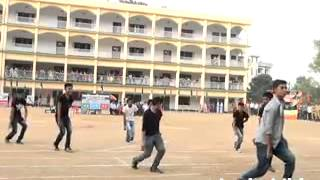 Dance of cantonment collage comilla,Bangladesh