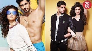 Sidharth–Alia To Star In 'Sadak's Sequel? | Sidharth-Kriti Become The Most Wanted Jodi In Bollywood