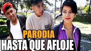 Nicky Jam - Hasta el amanecer PARODIA