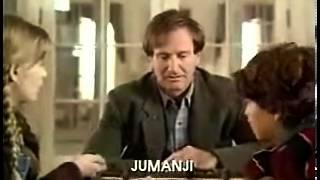 Jumanji (1995) - trailer