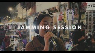 Jam session Time   Monochrome - Tulus (cover)