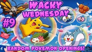 Wacky Wednesday #9! Opening random Pokemon TCG product
