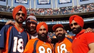 Sikh Football Fans Warned Never to Return to Game Wearing Turban