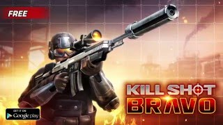 Kill Shot Bravo - Trailer - Download Now For FREE on Google Play!
