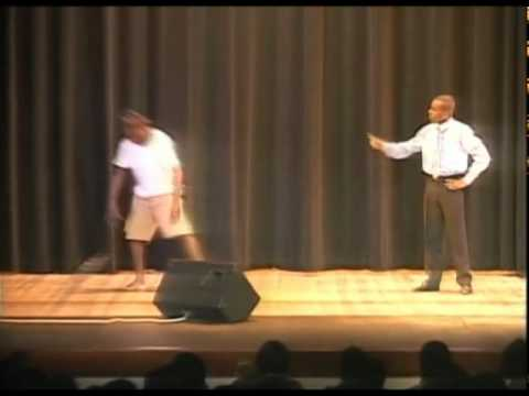 Guyanese Comedy Fitzroy Tyrrell Part 1