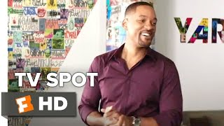 Collateral Beauty TV SPOT - Mystery (2016) - Will Smith Movie