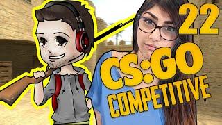 JUCAM CU MIA KHALIFA! - CS:GO Competitive [Ep.22]