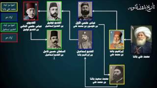 حكام مصر من أسرة محمد علي باشا - القائمة الكاملة